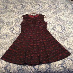Lace Look Dress